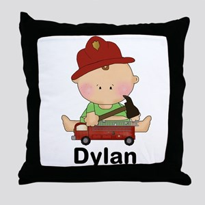 Dylan's Throw Pillow