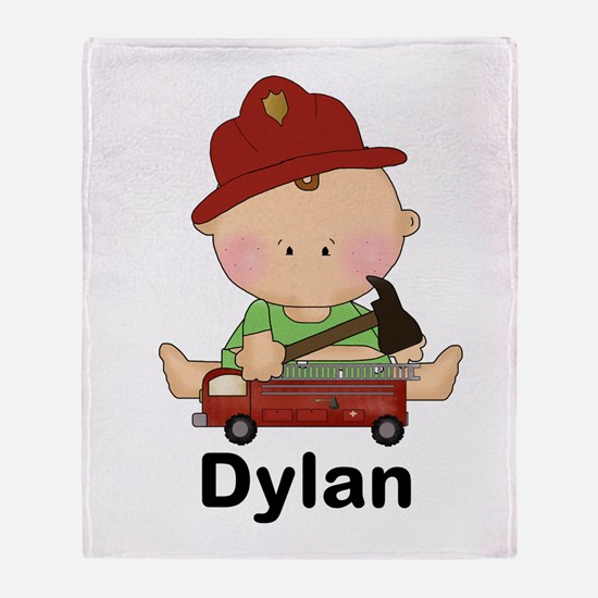 Dylan's Throw Blanket
