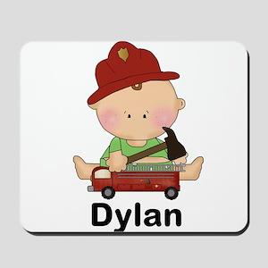 Dylan's Mousepad