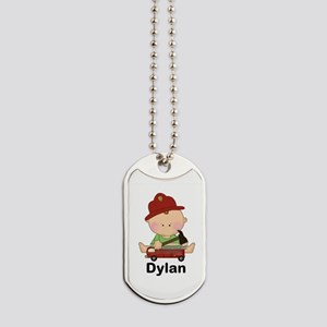 Dylan's Dog Tags