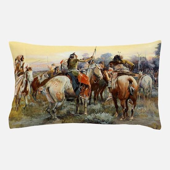 Wild West Vintage -Page10 Pillow Case