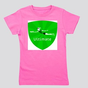 Ultimate Frisbee Ash Grey T-Shirt