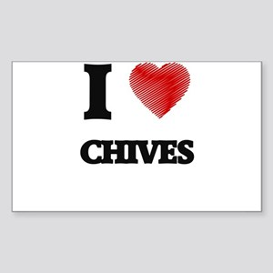 chives Sticker