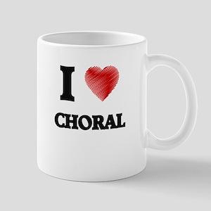 choral Mugs