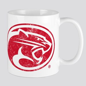 Houston Cougars Distressed Mugs