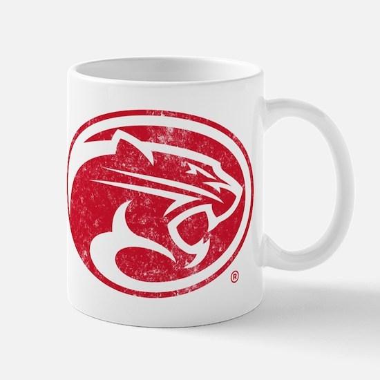 Houston Cougars Distressed Mugs