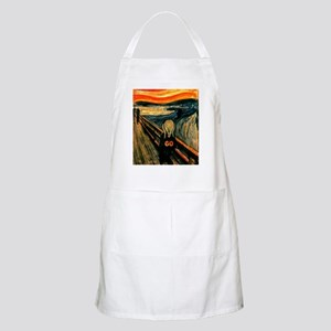 Scream 60th BBQ Apron