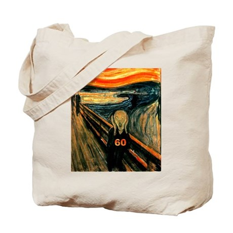 Scream 60th Tote Bag