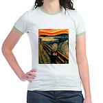 Scream 60th Jr. Ringer T-Shirt