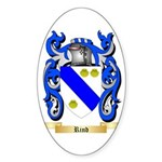 Rind Sticker (Oval 10 pk)
