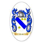 Rind Sticker (Oval 50 pk)