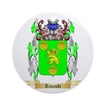 Rinaudi Round Ornament