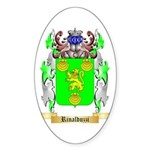 Rinalduzzi Sticker (Oval 50 pk)