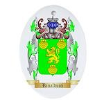 Rinalducci Oval Ornament