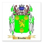 Rinaldo Square Car Magnet 3