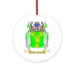Rinaldin Round Ornament