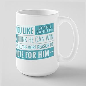 Bernie Can Win Mugs