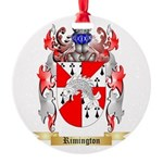 Rimington Round Ornament