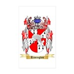 Rimington Sticker (Rectangle 10 pk)