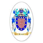Rimer Sticker (Oval 10 pk)