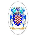Rimer Sticker (Oval 50 pk)