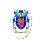 Rimer 35x21 Oval Wall Decal
