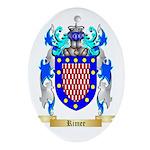 Rimer Oval Ornament