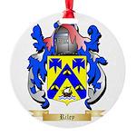 Riley Round Ornament