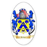 Riley Sticker (Oval)