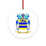 Rihanek Round Ornament