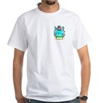 Rigter White T-Shirt