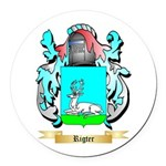 Rigter Round Car Magnet