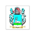 Rigter Square Sticker 3