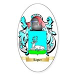Rigter Sticker (Oval)