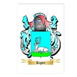 Rigter Postcards (Package of 8)