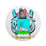 Rigter Round Ornament