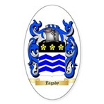 Rigsby Sticker (Oval 10 pk)