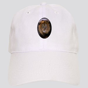 Lion face Baseball Cap