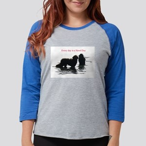 Every day is a Newf Day Long Sleeve T-Shirt