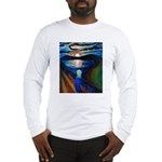 Gogh's Scream Long Sleeve T-Shirt