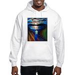 Gogh's Scream Hooded Sweatshirt