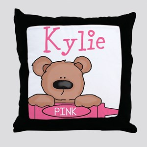 Kylie's Throw Pillow