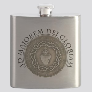 FOR THE GREATER GLORY OF GOD Flask