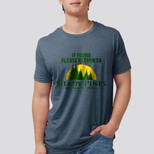 Return to Shady Pines T-Shirt