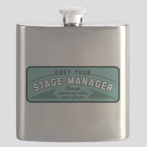 Obey Your Stage Manager Flask