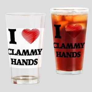 clammy Drinking Glass