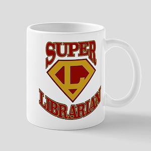 Super Librarian 11 oz Ceramic Mug