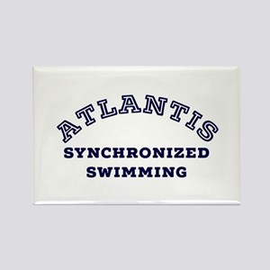 Atlantis Synchronized Swimming Magnets