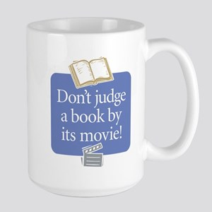 Don't Judge a Book - Mugs
