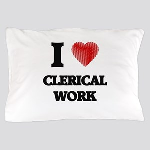clerical Pillow Case